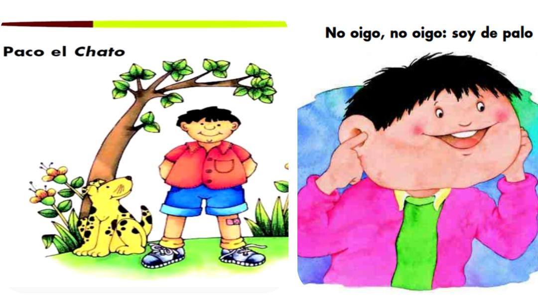 """¿Eres tú, """"Paco el Chato""""? Lanzan app con los libros de la SEP desde 1960"""