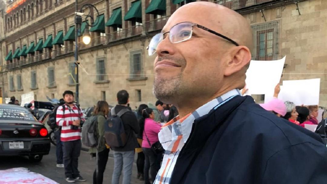 Dosis contra cáncer, ni para el arranque: Israel Rivas