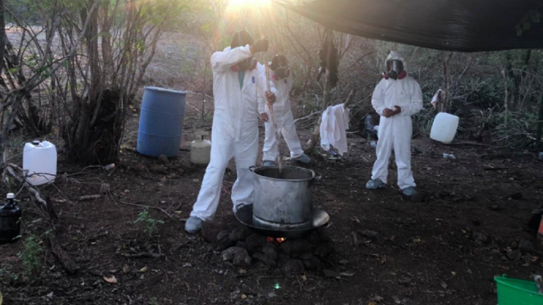 Gobierno negó laboratorios de fentanilo: Peniley Ramírez