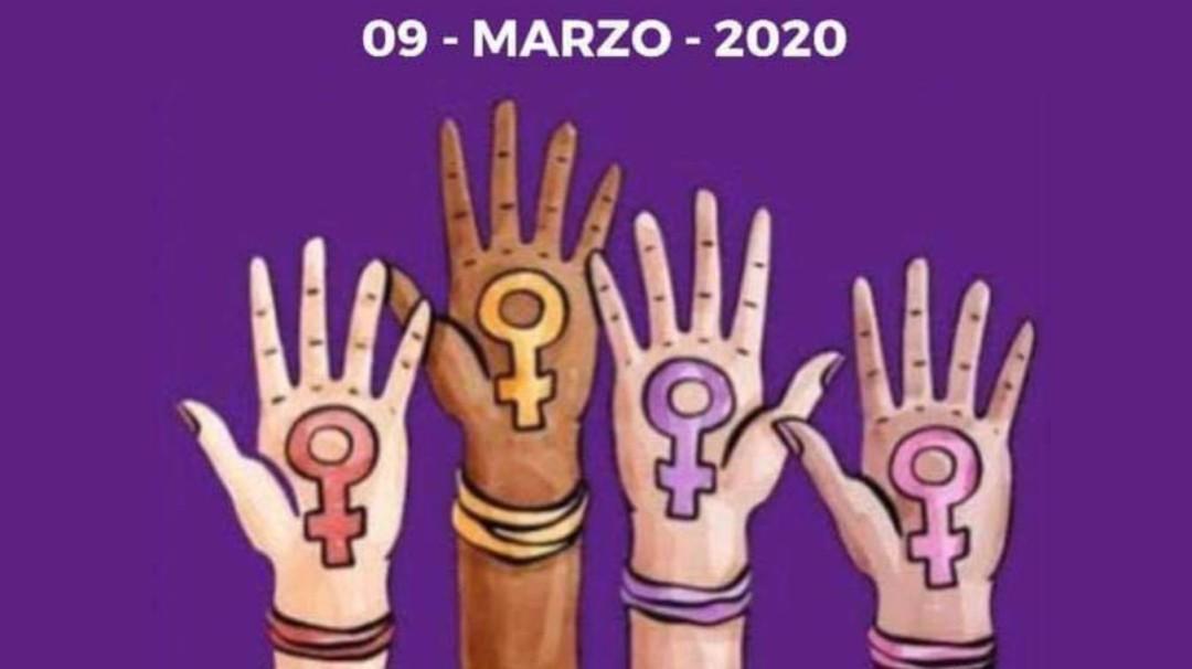 Diputadas y diputados de todos los partidos respaldan paro del 9 de marzo