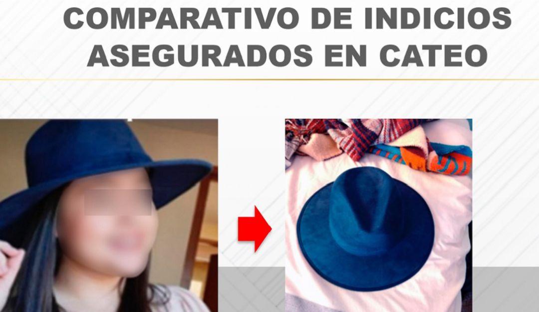 Un sombrero, posible causa del asesinato: Fiscalía de Puebla