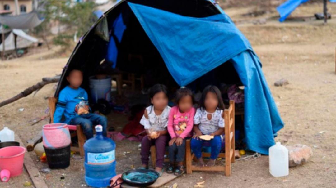 Menores, los más desprotegidos por el Estado: SIPINNA