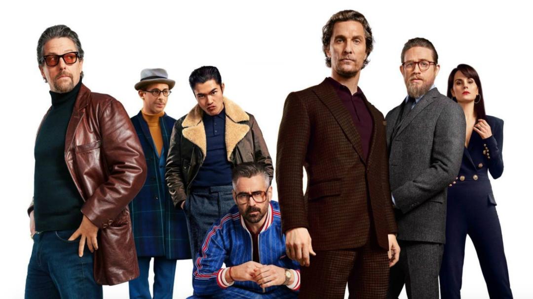 De Película W: Los Caballeros