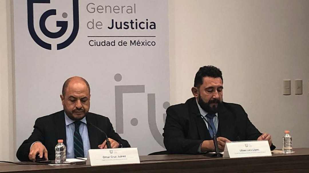 No es persecución política detención de ex jefe de gabinete de Mancera: FGJ