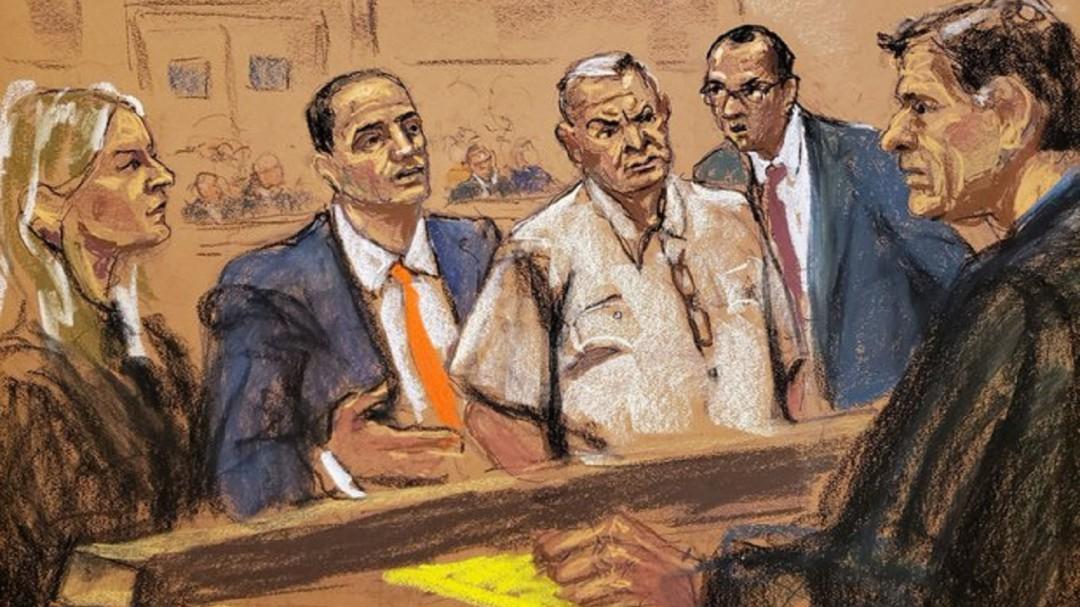 García Luna seguirá en la cárcel