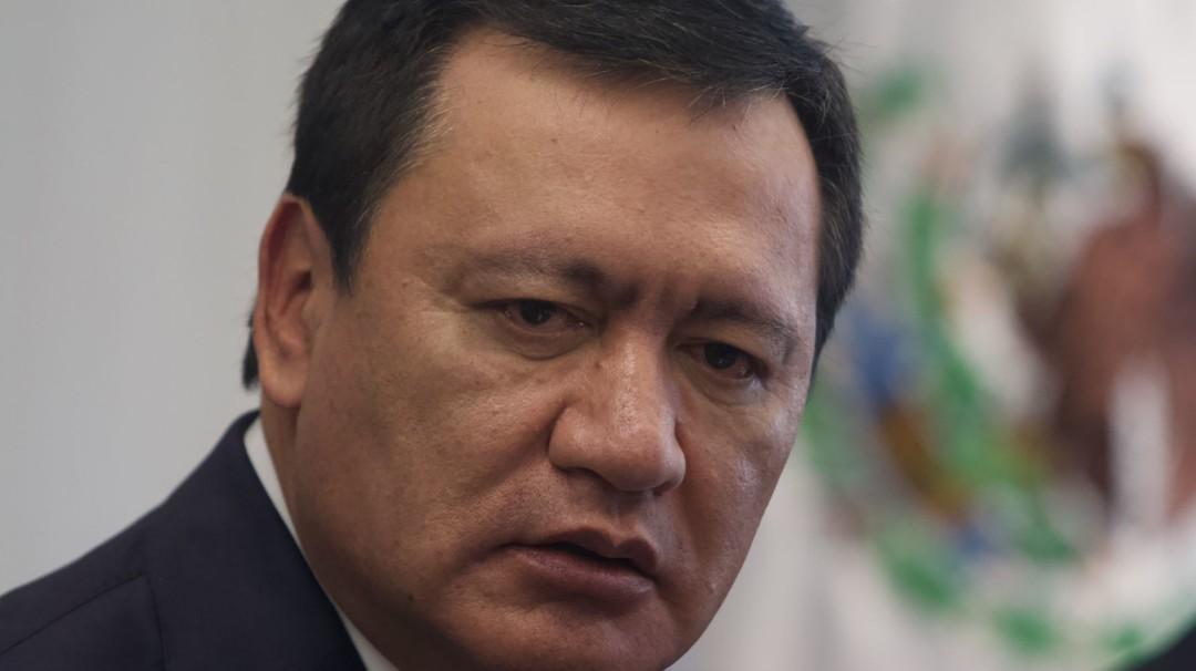 La UIF no investiga a Osorio Chong