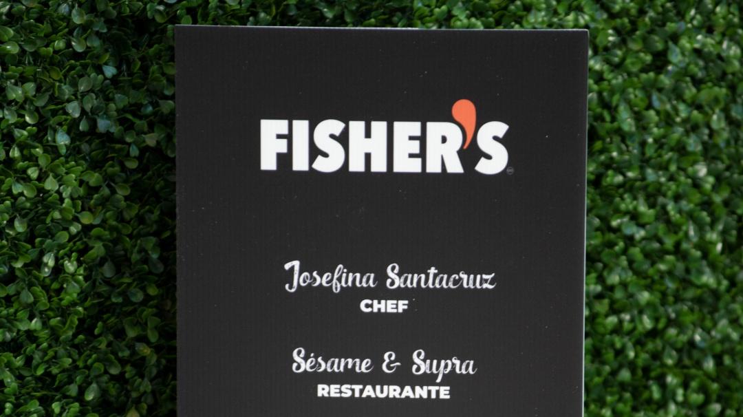 Proyecto de cocina sustentable que celebra 30 años de Fisher's