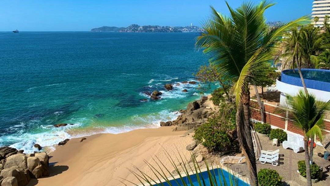 Sol, arena y tenis; esto es lo que puedes hacer en Acapulco