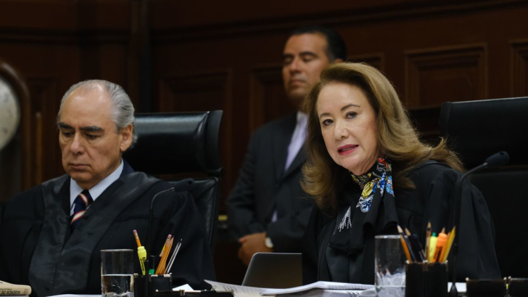 Me uniré al paro nacional de mujeres: ministra Yasmín Esquivel