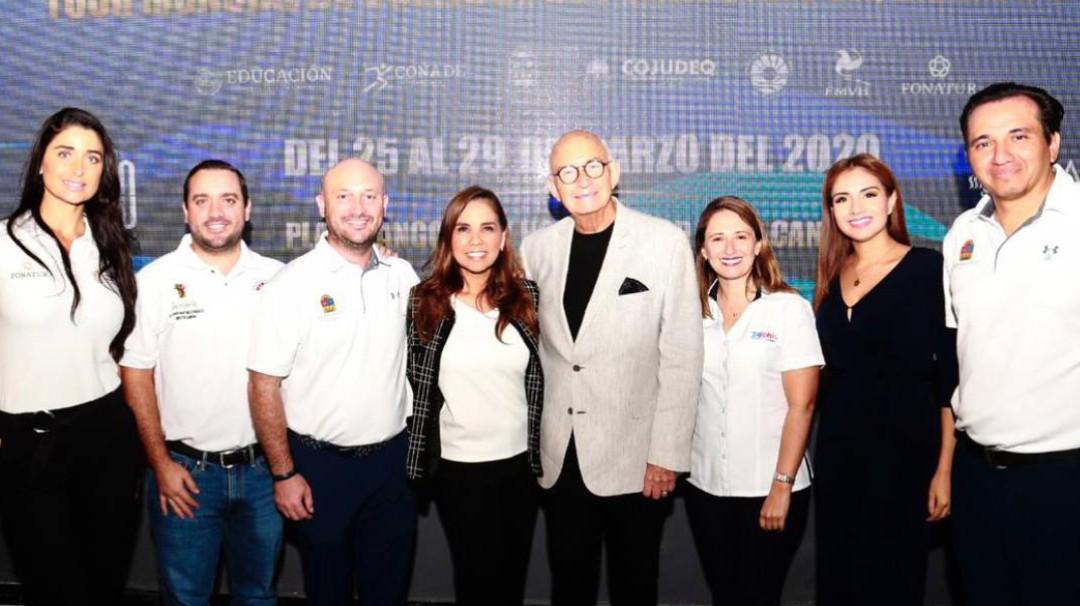 Cancún será sede del Tour Mundial de Voleibol de playa