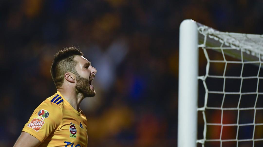Gignac es el máximo goleador regiomontano
