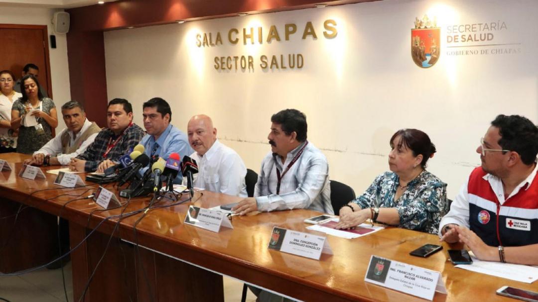 Suman 5 casos de coronavirus COVID-19 en México