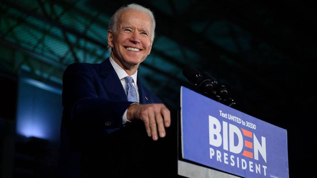 Joe Biden, la gran sorpresa del 'supermartes' en EU