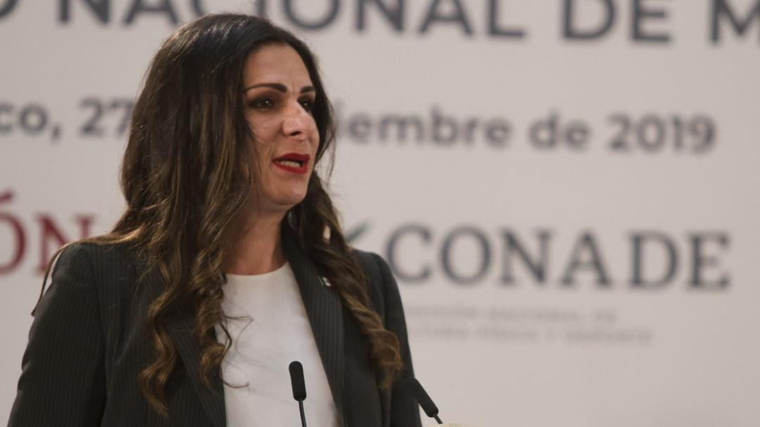 En Conade puede haber irregularidades, no corrupción: Ana Gabriela Guevara