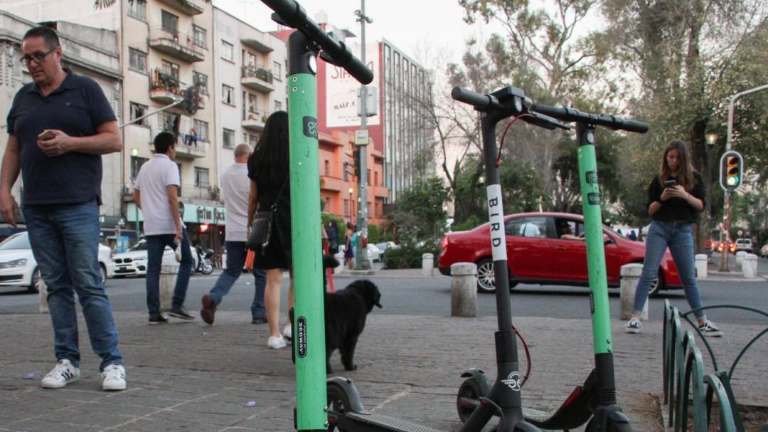 Grin, la starup de scooters que pide seguridad y regulación adecuada