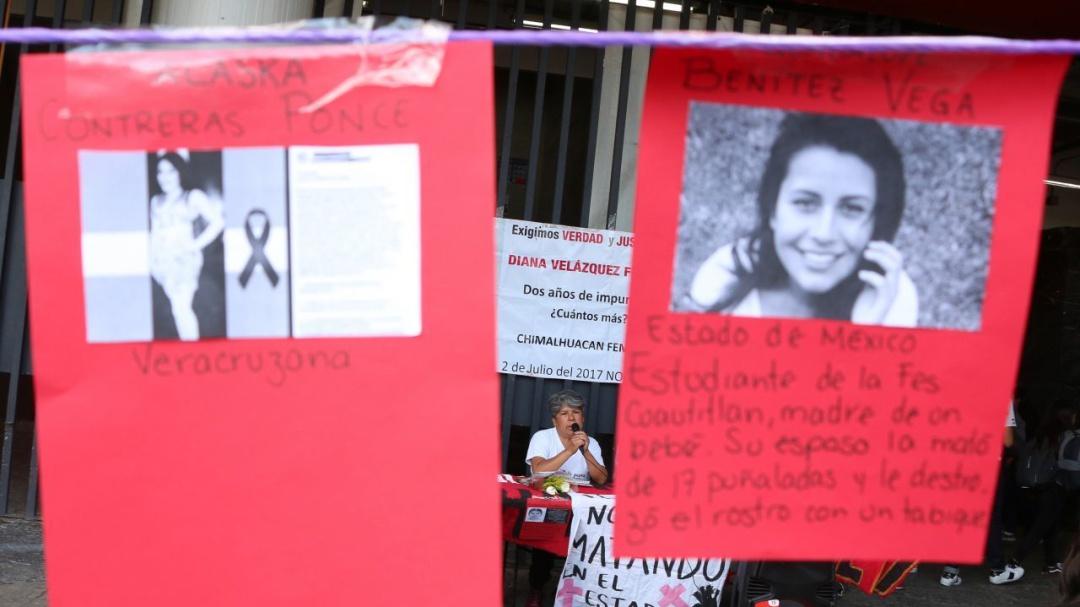 Los feminicidas se le van a autoridades como si fueran agua: Valeria Durán