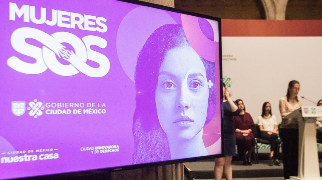 Las mujeres no están solas en la CDMX, aquí estamos: Gómez Saracíbar