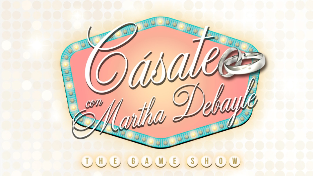 EN VIVO: La gran final del Cásate con Martha Debayle