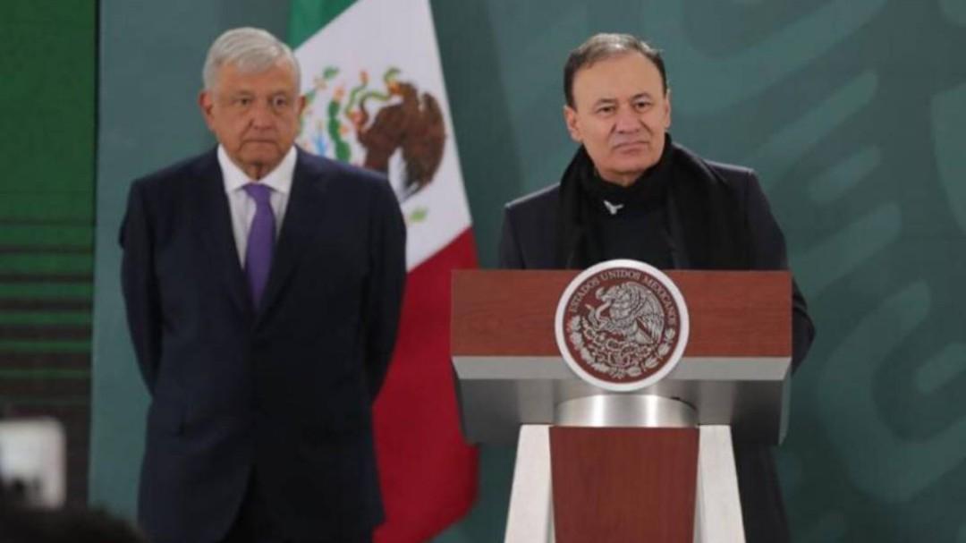 """Confirma Durazo detención del padre de """"El Marro"""""""