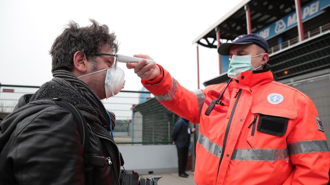 Se suspende el deporte en Italia por Coronavirus