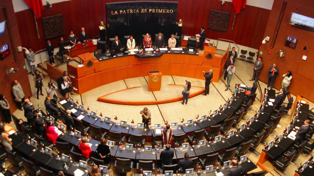 Destraban parálisis en el Senado por presunto espionaje