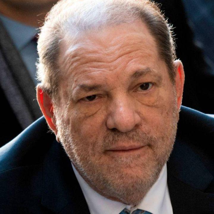 Condenan a 23 años de prisión a Harvey Weinstein