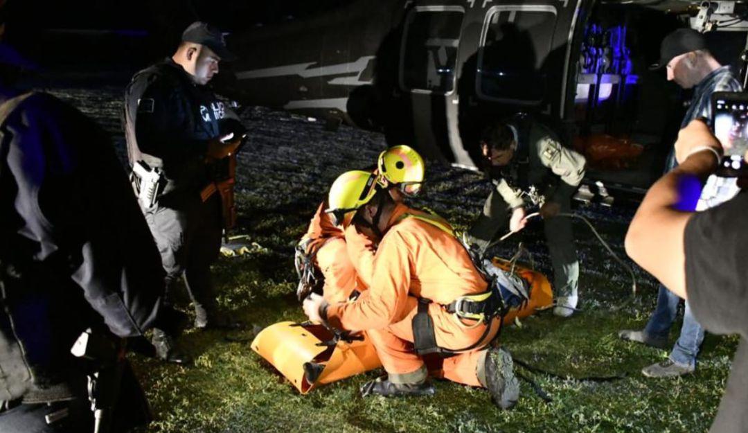 Rescatan el cuerpo de un peregrino en Cihuatlán