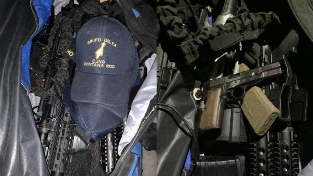 EU arresta a más de 600 integrantes del CJNG