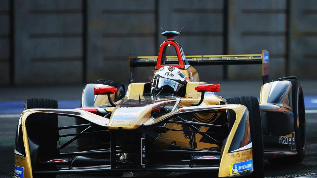Sam Reyes nos habla acerca de lo ocurrido en la Formula E