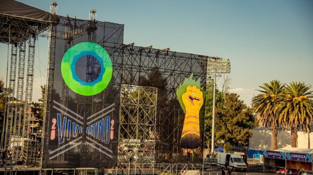 Vive Latino 2020 no se cancela por el Covid- 19