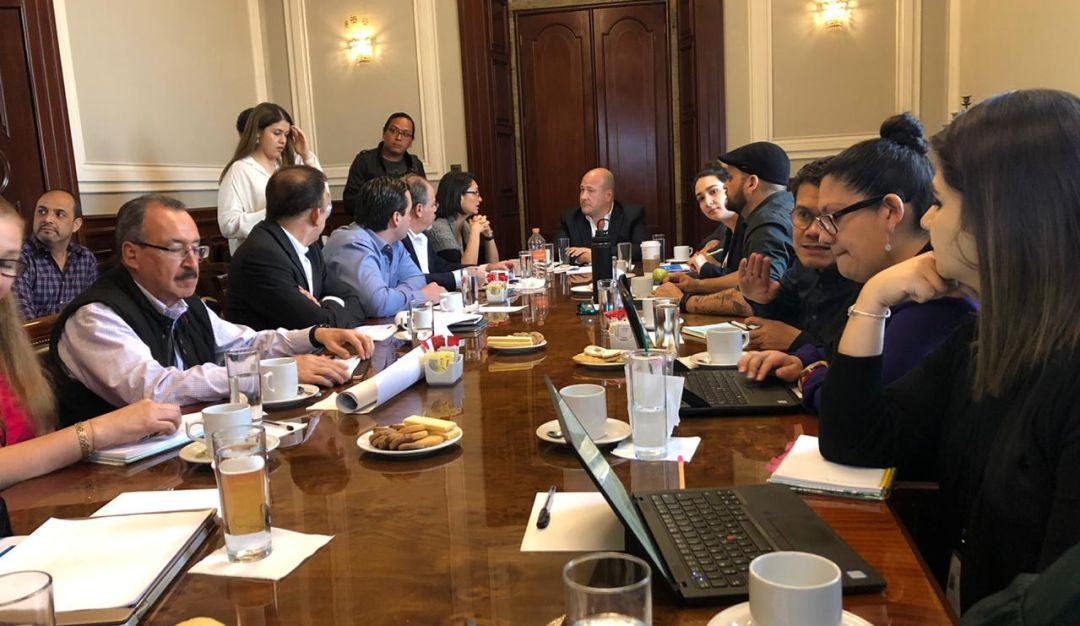 Evalúan en Jalisco acciones contra pandemia de Coronavirus