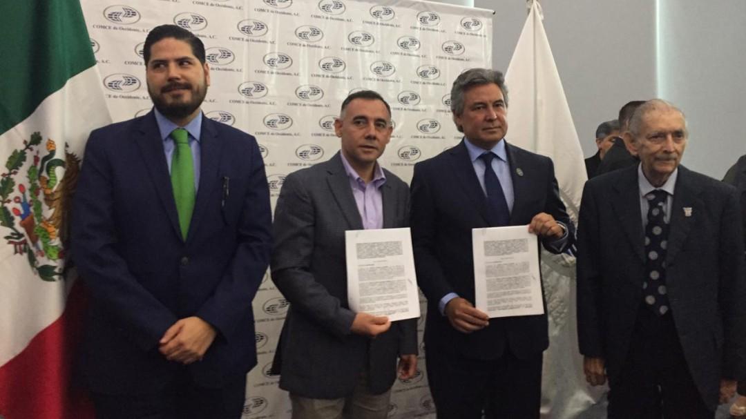 COMCE suspende misiones comerciales por coronavirus