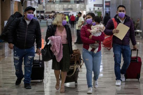 Hugo López- Gatell, subsecretario de Salud informó que en 15 días México podría estar en una fase de transmisión comunitaria