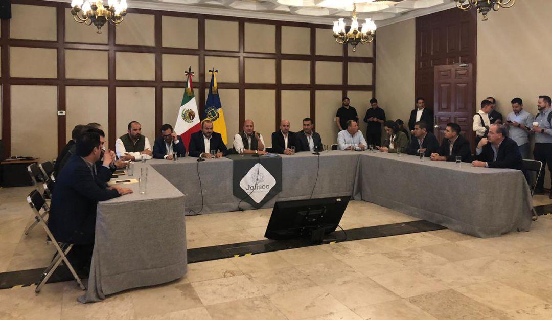 Cancelan eventos masivos por coronavirus en Jalisco