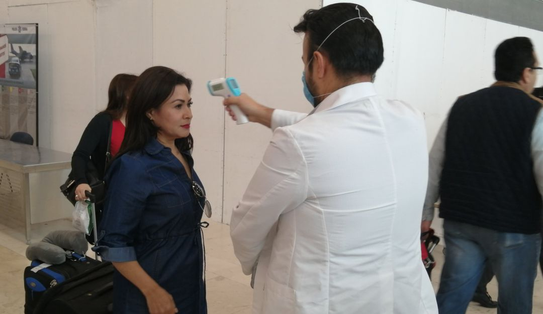 Instalan filtros en Aeropuertos de Jalisco