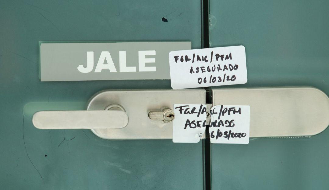 Entregan oficinas de PAN tras acusación de espionaje