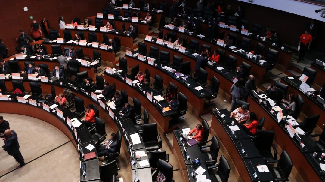 Senado avala reformas contra violencia a mujeres