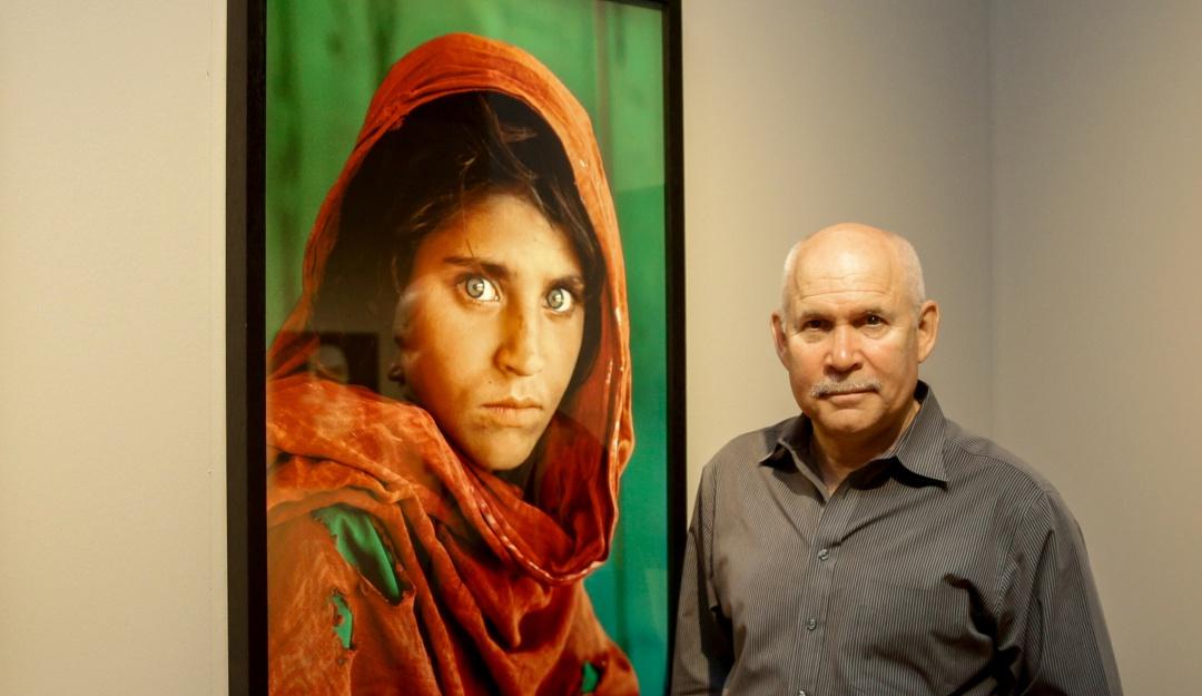 """Así luce """"La niña afgana"""" de National Geographic"""