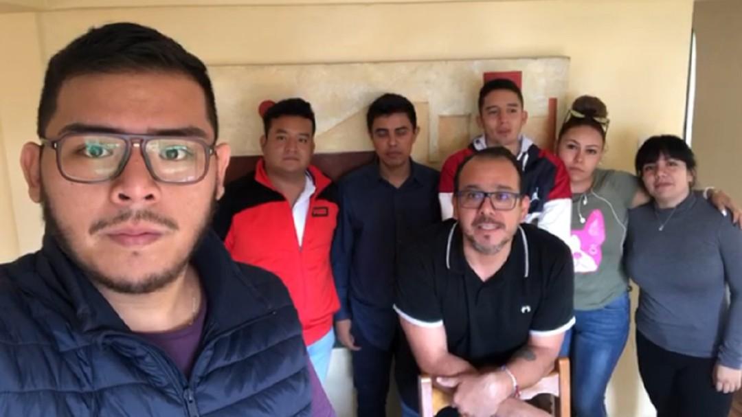 ¡Estamos solos! aseguran mexicanos varados por Covid 19