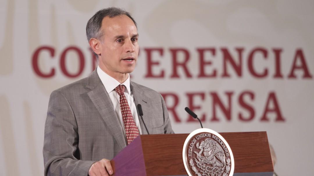 Senadores increpan a López-Gatell por combate al Coronavirus