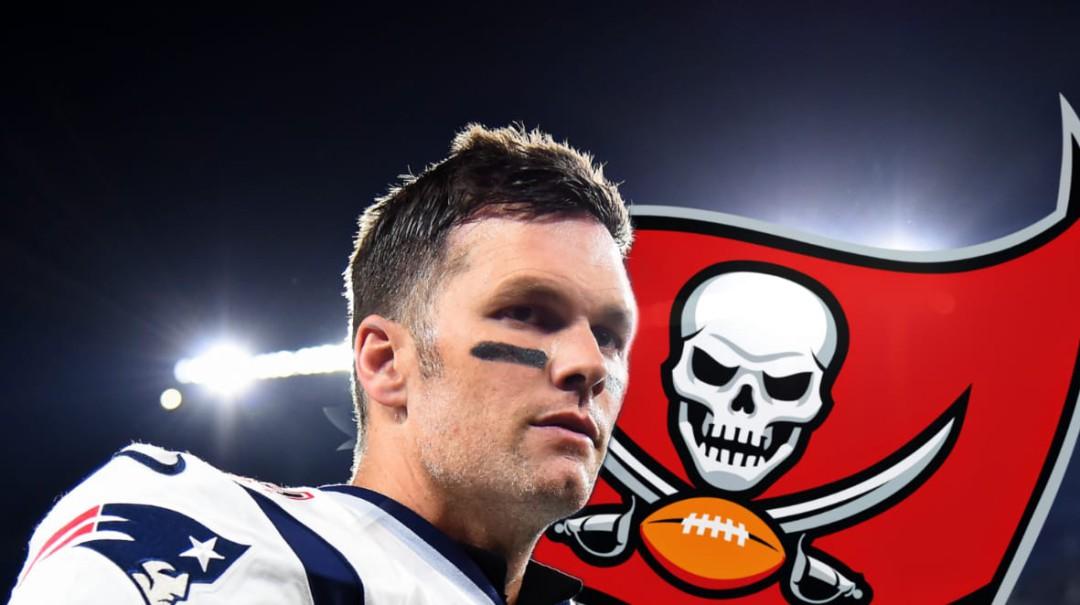 Tom Brady jugará con Tampa Bay
