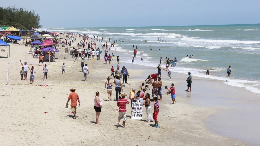 Cierran playas en Tamaulipas por COVID-19
