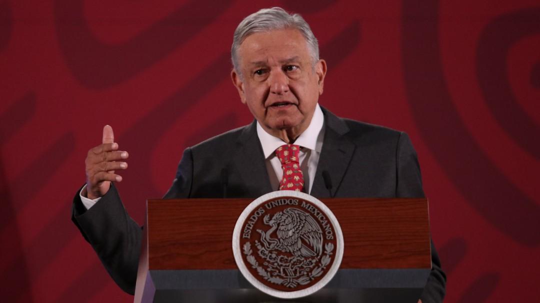 Analizará México cierre de fronteras de EU y Canadá: AMLO