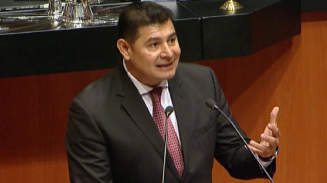 No estamos en contra de las plataformas: Alejandro Armenta