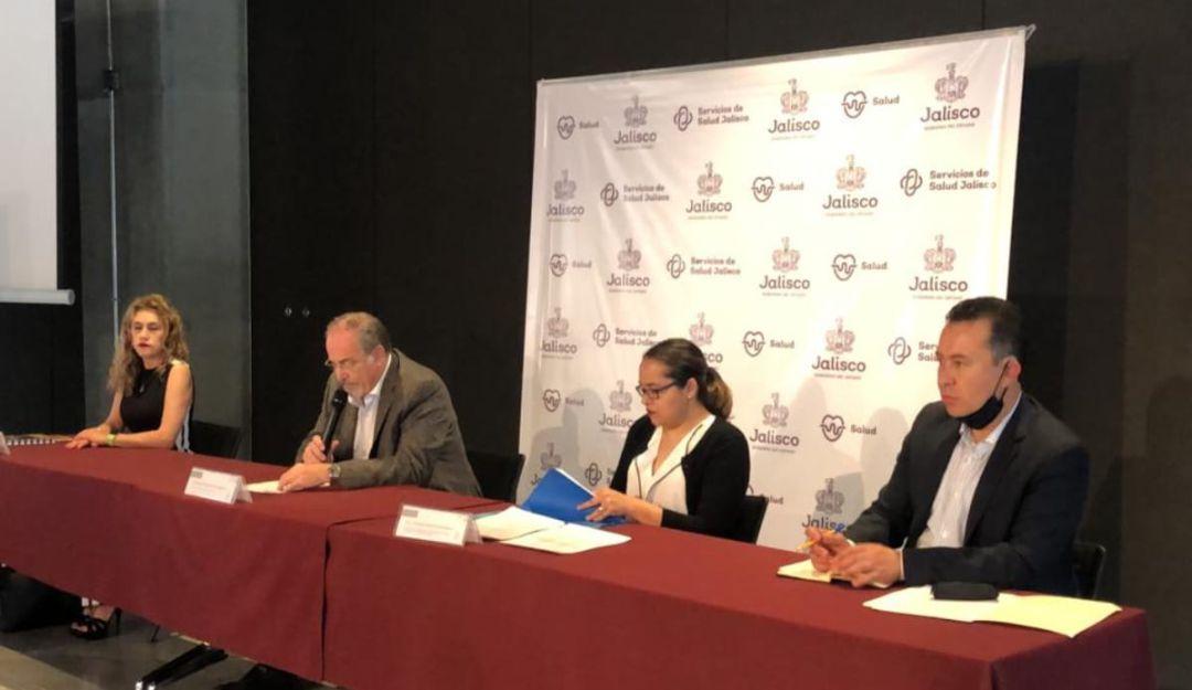Sube a 27 los casos de COVID-19 en Jalisco