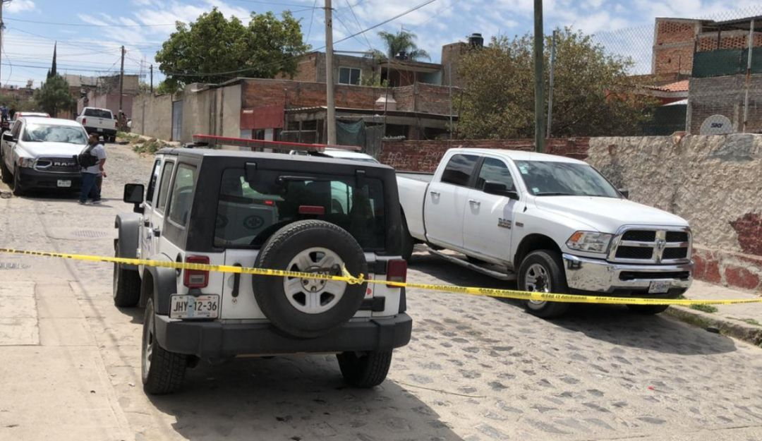 Se registra homicidio en estacionamiento de un hotel