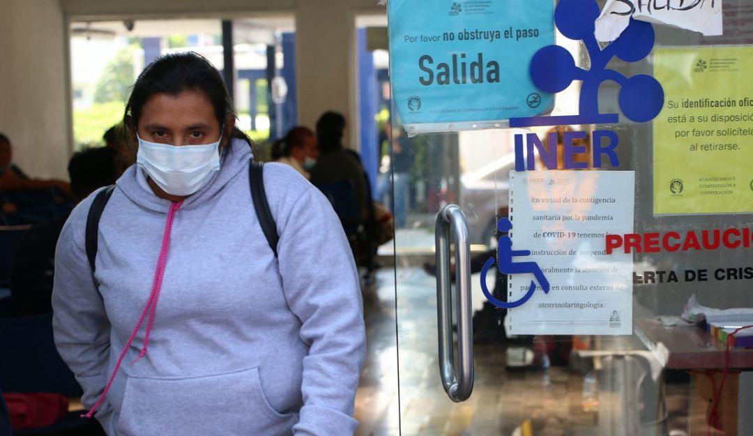 Suma Ciudad de México 24 casos confirmados de Covid-19