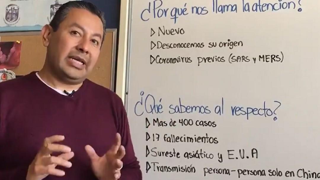 En dos semanas podría entrar Fase II de Covid-19: Juan Luis Mosqueda