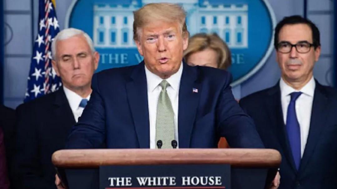 Anuncia Trump cierre parcial de frontera con México
