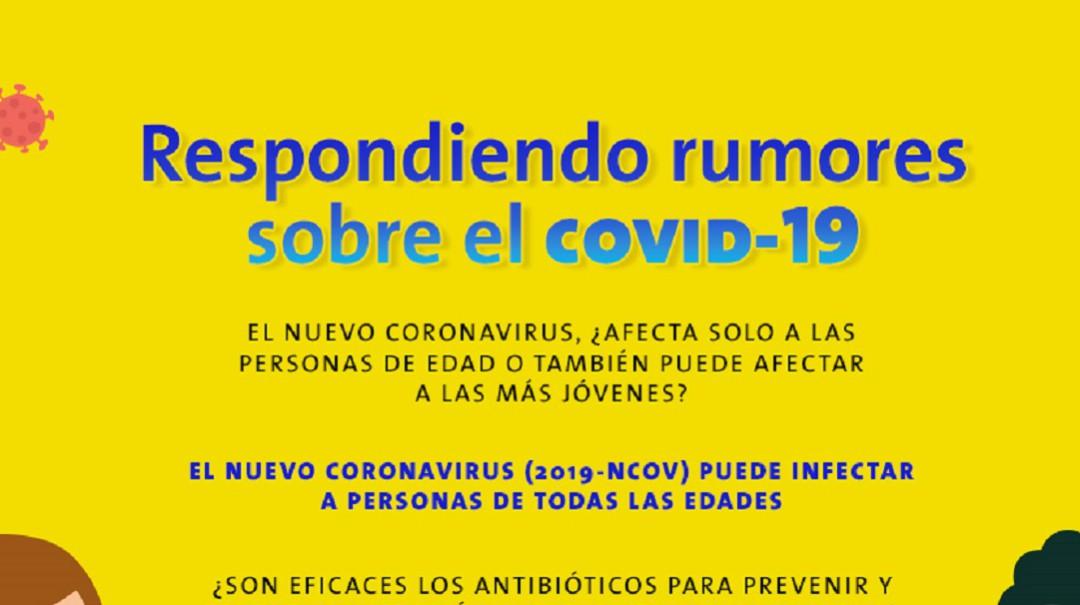 Estas son las Fake News que se han dicho sobre coronavirus